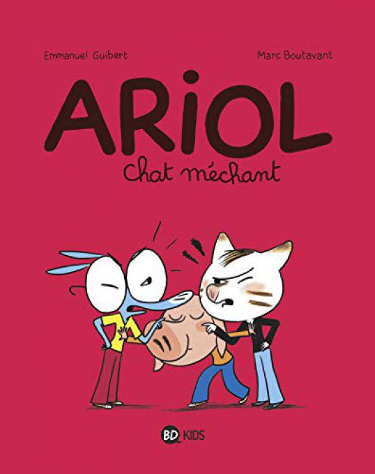 Ariol, chat méchant, tome 6