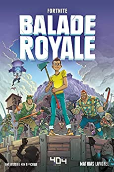 Fortnite, balade royale