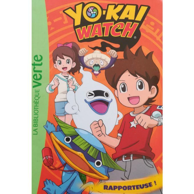 Yo Kai Watch, rapporteuse