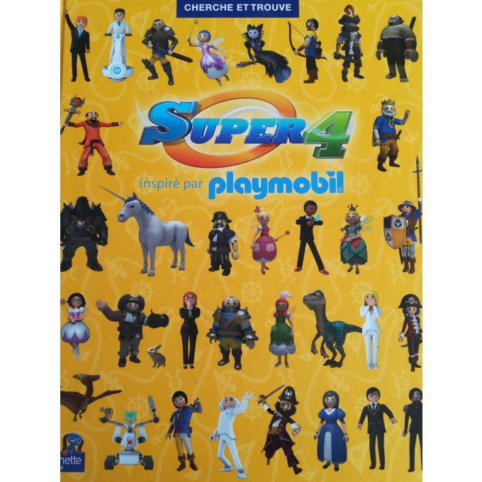 Super 4 (playmobils)