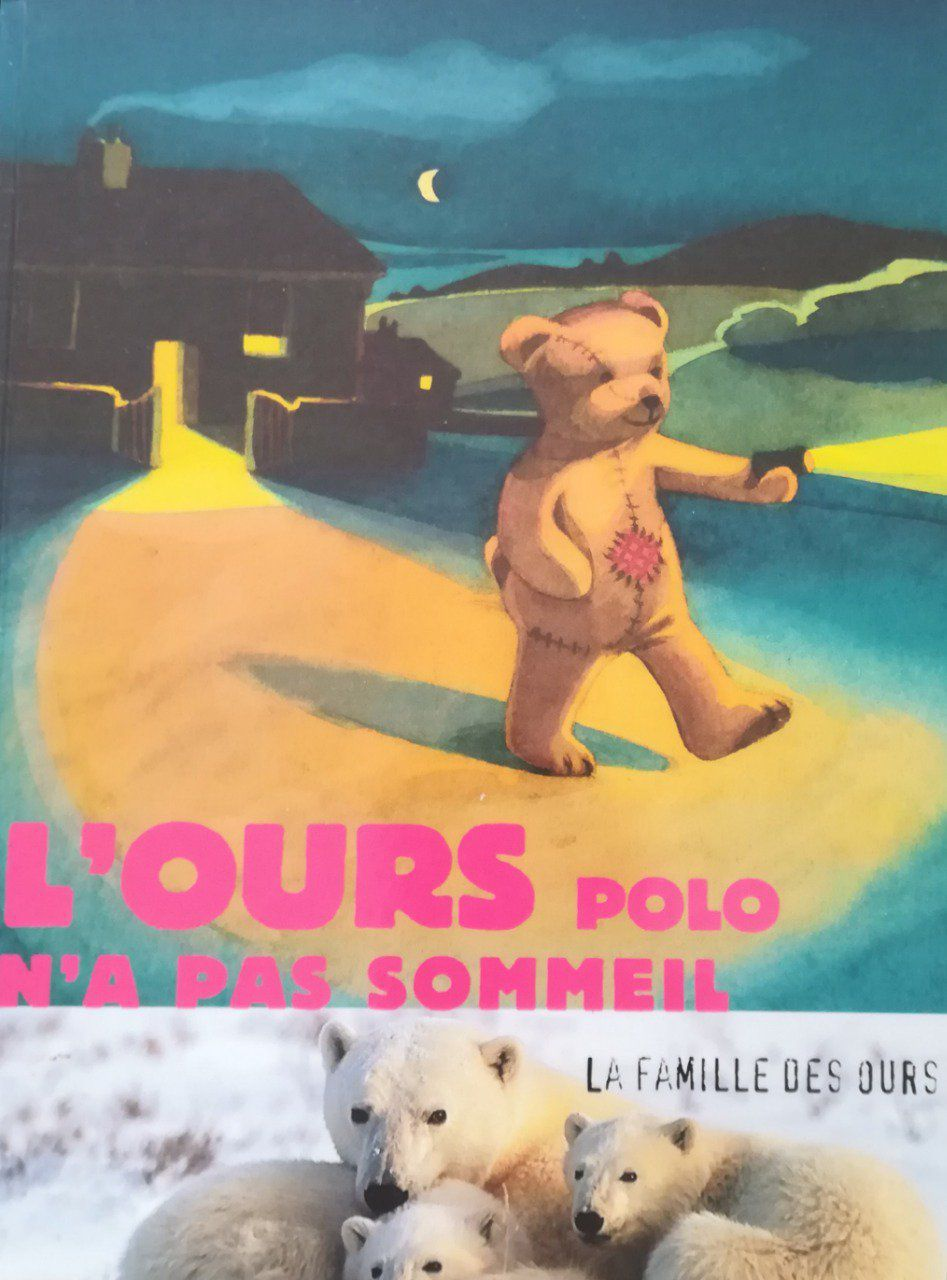L'ours Polo n' a pas sommeil (crocoscope)