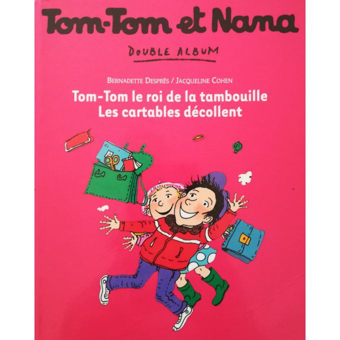 Tom-Tom et Nana, double album